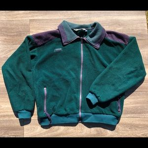 Columbia Sportswear fleece jacket